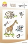 Storybook stamps Zoofun   per set