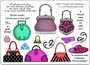 Handbags Galore   per vel