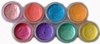 Brights waterpaints met mica deeltjes   per set