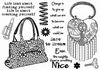 Mechanical Handbags   per vel