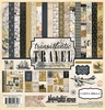 Transatlantic Travel 12x12 Inch Collection Kit   per set