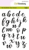 Handletter - Alphabet lower case closed   per set