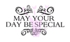 May your day be special   per stuk