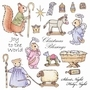 Cute Companions Christmas Blessings   per vel